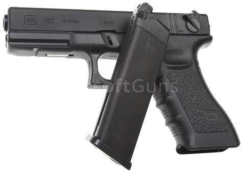 Airsoft Gun Glock 18c glock 18c gbb tokyo marui airsoftguns
