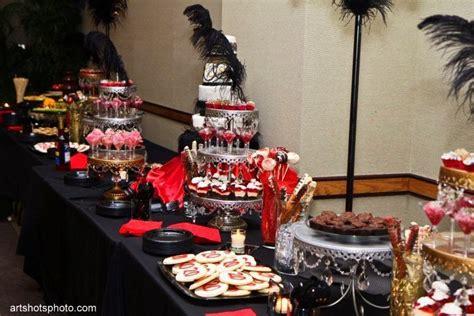 fabulous flapper roaring 20 s themed dessert buffet for preschool s auction