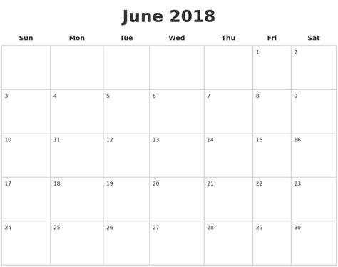 printable calendar pages april 2018 calendar maker