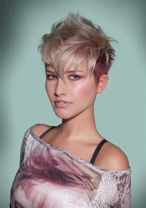 15 ideas for blonde highlights short hair 15 short blonde and pink hairstyles short hairstyles