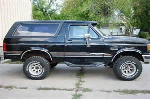 87 Ford Bronco 1987 Ford Bronco Greater Dakota Classics