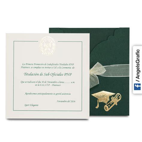 revalidaci 243 n de tarjetas tarjetas animadas de grado tarjeta de invitaci 243 n para