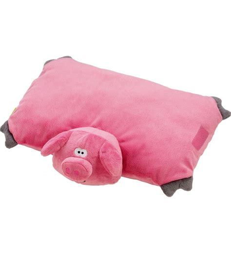 Piggy Pillows piggy folding pillow children s travel sleep