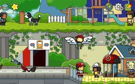scribblenauts apk scribblenauts unlimited for android free scribblenauts unlimited apk mob org