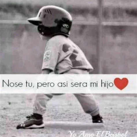 imagenes con frases bonitas de beisbol amo el beisbol frases imagui