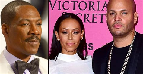 Mel B To Take Eddie To Court by Mel B Pleads W Court To Keep Eddie Murphy S From
