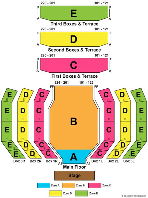 clowes memorial seating chart concert venues in indianapolis in concertfix