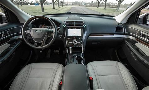2018 Ford Explorer Interior by 2018 Explorer Interior Best New Cars For 2018