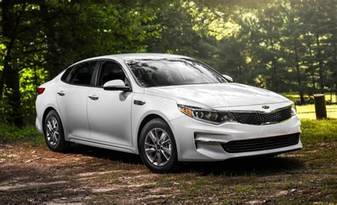 Kia Optima 1 6 2016 Kia Optima 1 6t Test Painless Frugality The