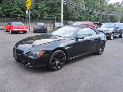 2004 bmw 6 series 11 995 2004 bmw 6 series for sale in huntington