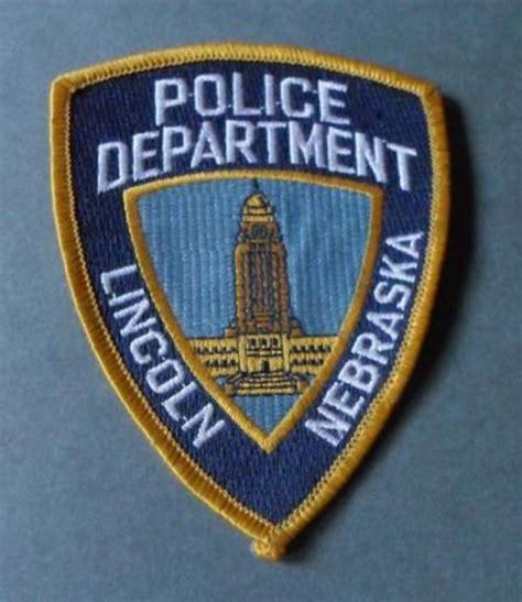 lincoln nebraska department other badges insignia lincoln nebraska