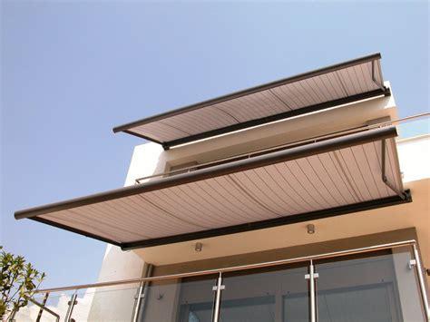 tende da sole terrazzo tende da sole a caduta per balconi par 224