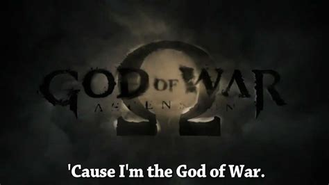 god of war film trailer deutsch literal god of war ascension trailer sped up youtube