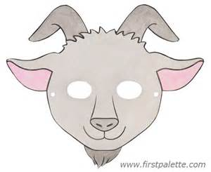 Templates For Animal Masks by Printable Animal Masks Craft Crafts Firstpalette