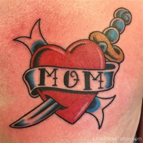 i love mom tattoo 40 lovely tattoos designs golfian