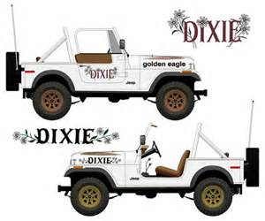 jbot decals s jeep dukes of hazzard