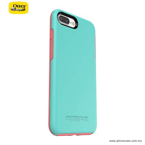 Otterbox Symmetry For Iphone 7 Pink Colour Ori Asli apple iphone 8 plus otterbox symmetry series
