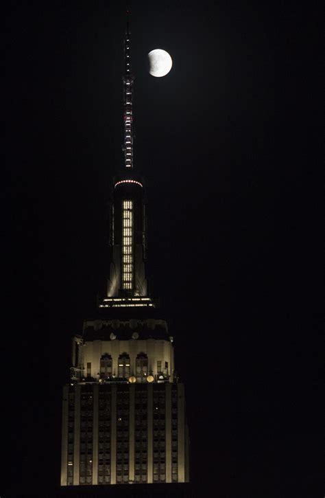 Garden City Ny Eclipse Supermoon Eclipse In New York City Nasa