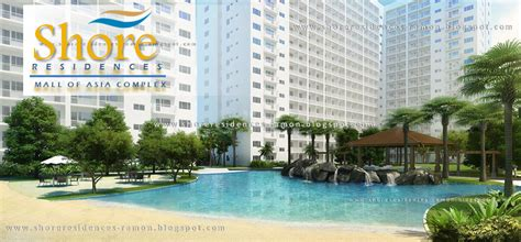 Mall Of Asia Floor Plan by Shore Residences