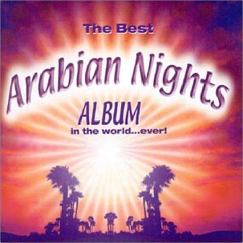 Cd Import More Songs For Sleepless Nights various artists best arabian nights album in the world