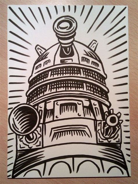 dalek tattoo designs best 25 doctor who drawings ideas on dr who