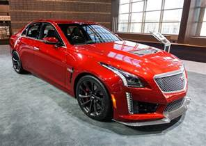 Cadillac V Up 2016 Cadillac Cts V The Awesomer