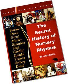 secret rhymes secret history of nursery rhymes book free