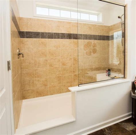 Modern Bathroom Finishes 17 Best Ideas About Shower No Doors On