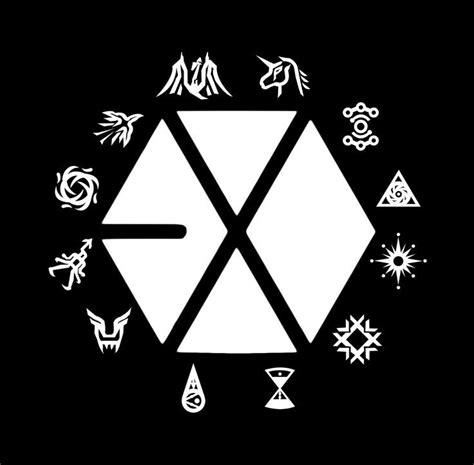 Exo Simbol Suho exo symbols boy groups suho exo e luhan