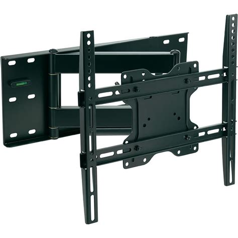 support mural tv speaka professional 989930 81 3 cm 32 quot 152 4 cm 60 quot inclinable