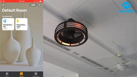 homekit ceiling fan satellite ceiling fan with homekit