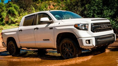 Toyota Tundra 2017 Color Choices For 2017 Toyota Tundra