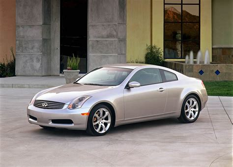 Infiniti G35 Review by 2003 Infiniti G35 Coupe Review Top Speed