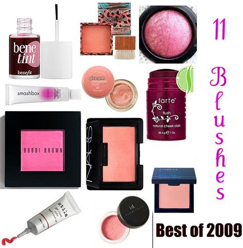 best blush best of 2009 11 blushes for rosy cheeks