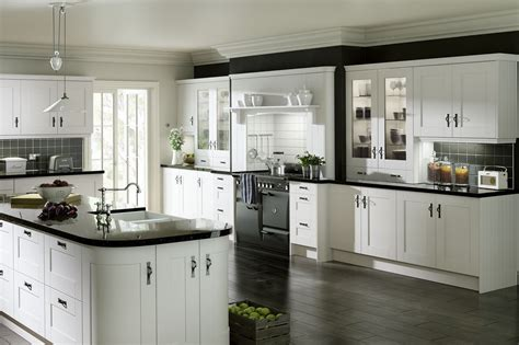 trade kitchen cabinets gresham white shaker kitchen proline cabinets ltd
