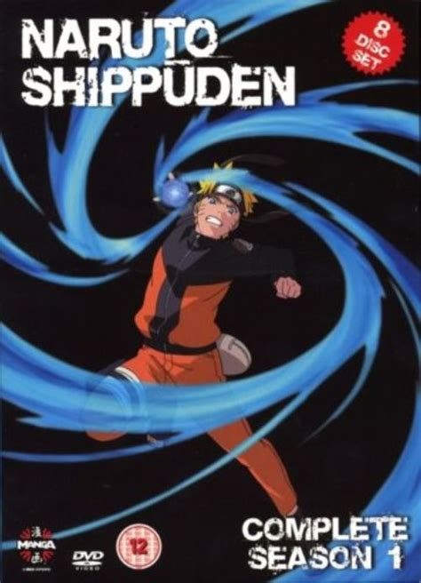 Dvd Anime Shippuden 1 shippuden complete season 1 series new dvd region 2