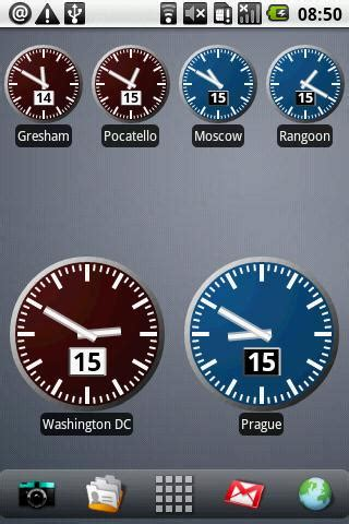 clock apk world clock widget apk for android