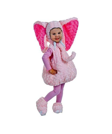 Girlset Pink Elephant pink elephant baby costume costumes