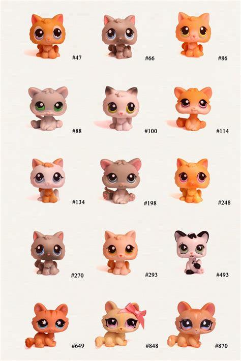 lps kittens and puppies s lps littlest pet shop pets kitten