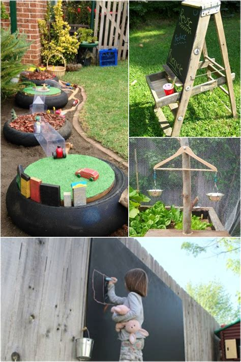 Backyard Ideas For Kids | diy backyard ideas for kids playtivities
