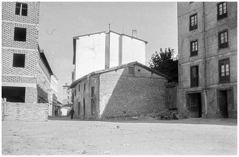 fotos antiguas vitoria archivo municipal calle barrancal vitoria en fotos