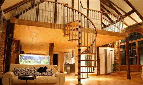Home designs for small spaces, great rooms with beam