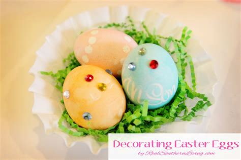 easter eggs decoration kids craft decorating easter eggs mom it forward