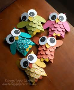 how to make owl pillow boxes for your kidsomania
