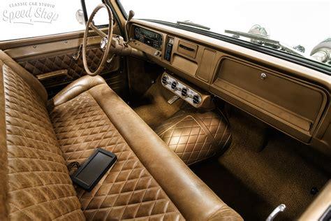 Handmade Interiors - custom interiors ccs speed shop