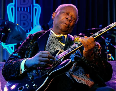 B B King b b king hospitalized paramedics say he may had