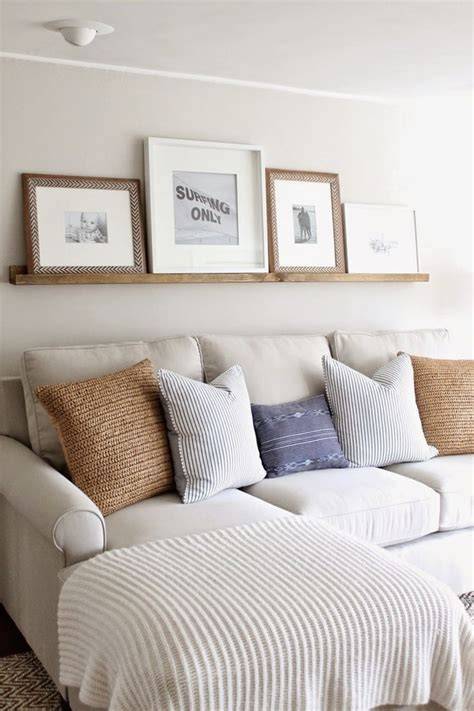Mantel Decorating Tips how high to hang pictures rules tips and ideas