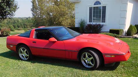 1989 chevrolet corvette coupe t81 kansas city 2016