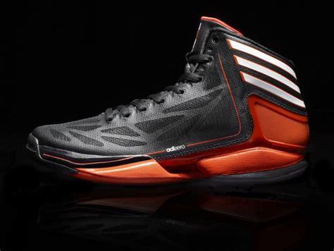 Adidas Adizero Crazylight Orange adidas adizero light 2 euroc edition sneakerfiles