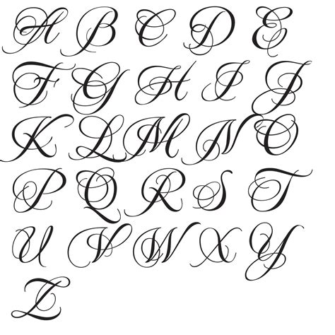 initial tattoos fonts dot design scalloped circle and initials